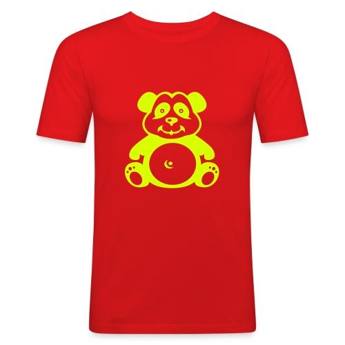 Knuffel - Men's Slim Fit T-Shirt
