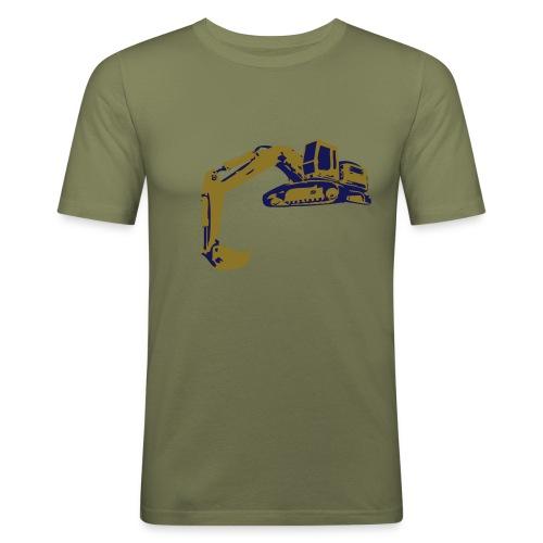 Digger - Slim Fit T-skjorte for menn