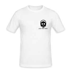 Personalise this item! - Men's Slim Fit T-Shirt