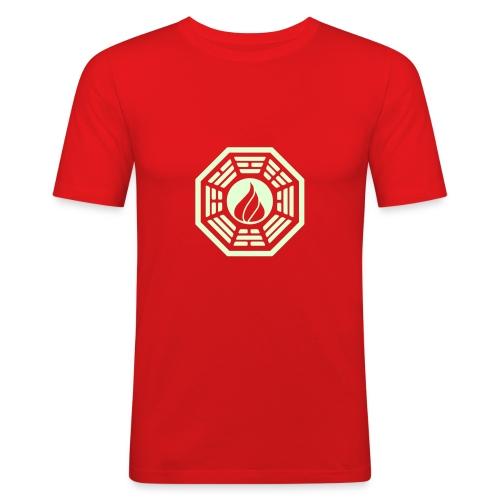darma - Männer Slim Fit T-Shirt