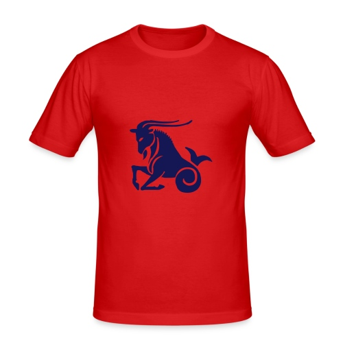tee shirt horoscope  - T-shirt près du corps Homme