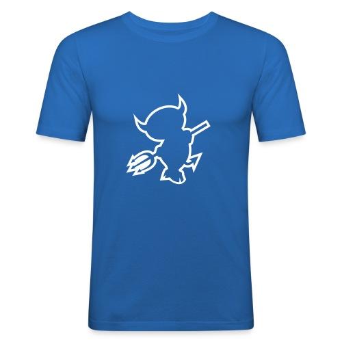 DIABLE BLEU - T-shirt près du corps Homme