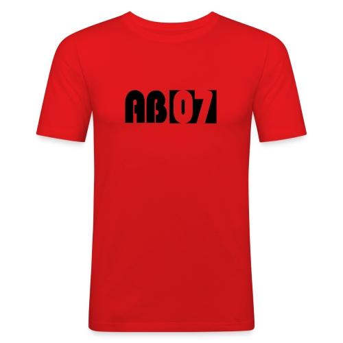 Abi 07 - Männer Slim Fit T-Shirt