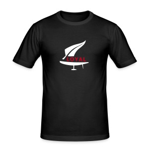 Team NZ Loyal Style - Men's Slim Fit T-Shirt
