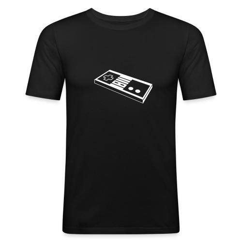 TRIUM men nes/black - T-shirt près du corps Homme