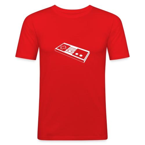 TRIUM men nes/red - T-shirt près du corps Homme