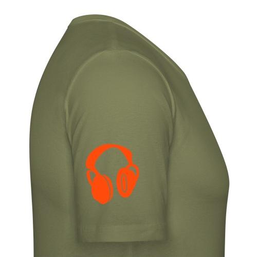 Electrodelux Crew - Maglietta aderente da uomo