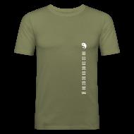 Tee shirts ~ Tee shirt près du corps Homme ~ T-shirt près du corps Homme