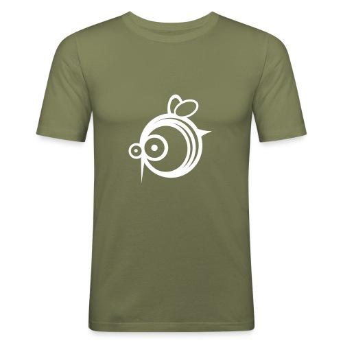 Crazy Bee - Men's Slim Fit T-Shirt