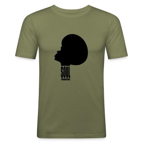 Rnb - T-shirt près du corps Homme