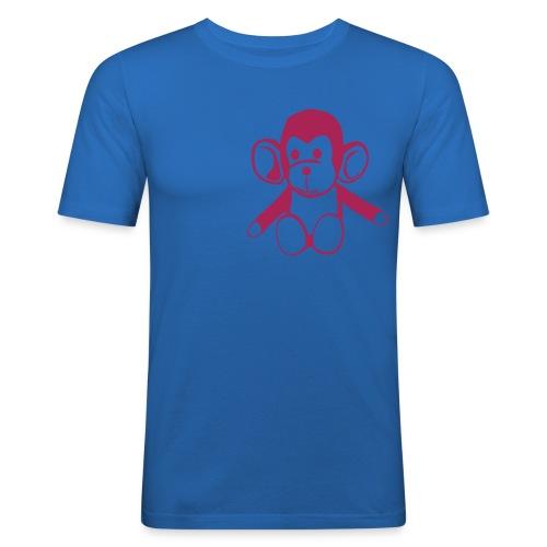 monkey - Men's Slim Fit T-Shirt