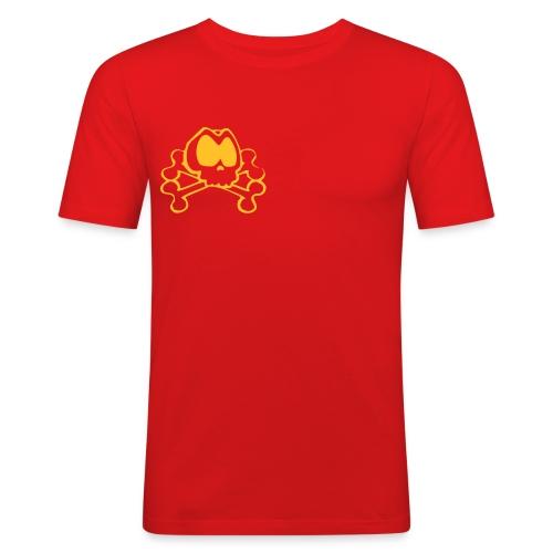 Bone - Men's Slim Fit T-Shirt
