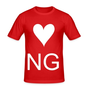 Womens NG T-Shirt - Men's Slim Fit T-Shirt