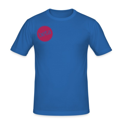 beta - Männer Slim Fit T-Shirt