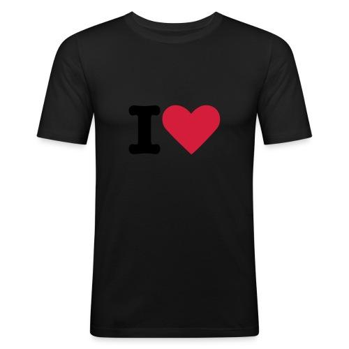 Raummission Teee Boy - Männer Slim Fit T-Shirt