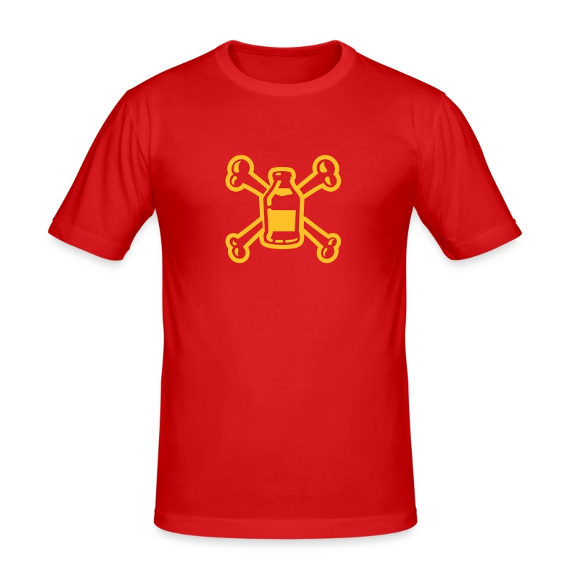 poison - Männer Slim Fit T-Shirt
