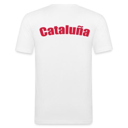 SPAGNA - Maglietta aderente da uomo