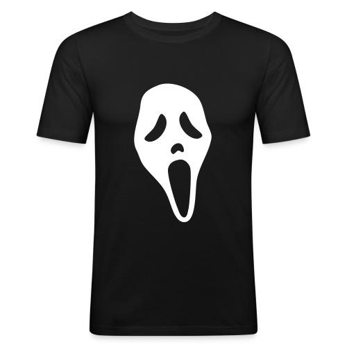 SCREAM - Slim Fit T-skjorte for menn