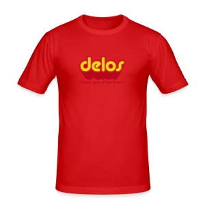 Delos - Men's Slim Fit T-Shirt