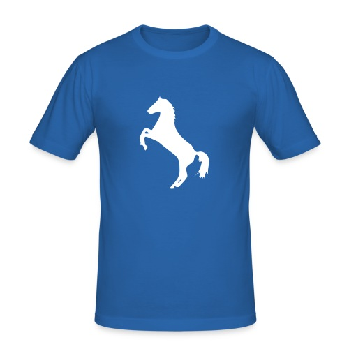 Wif! Das Hellblaue - Männer Slim Fit T-Shirt