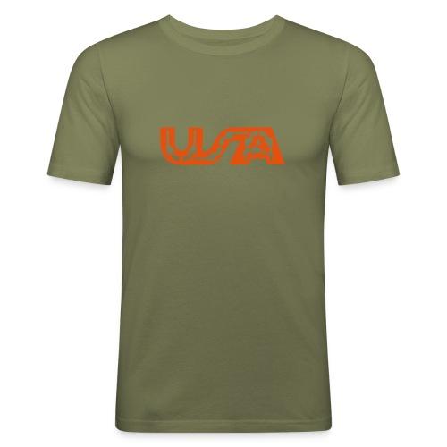 USA - mit Waffen - Männer Slim Fit T-Shirt