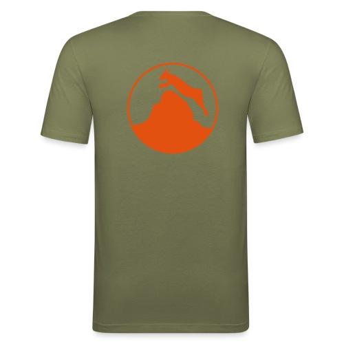 Bergziege - Männer Slim Fit T-Shirt