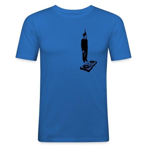 Hang The DJ - Men's Slim Fit T-Shirt