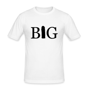BIG - Men's Slim Fit T-Shirt