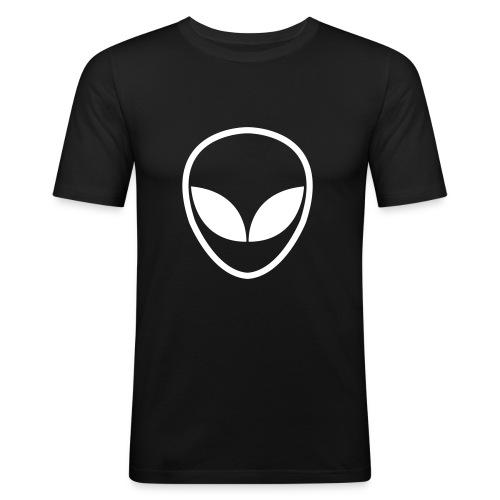 ALIEN - Slim Fit T-skjorte for menn