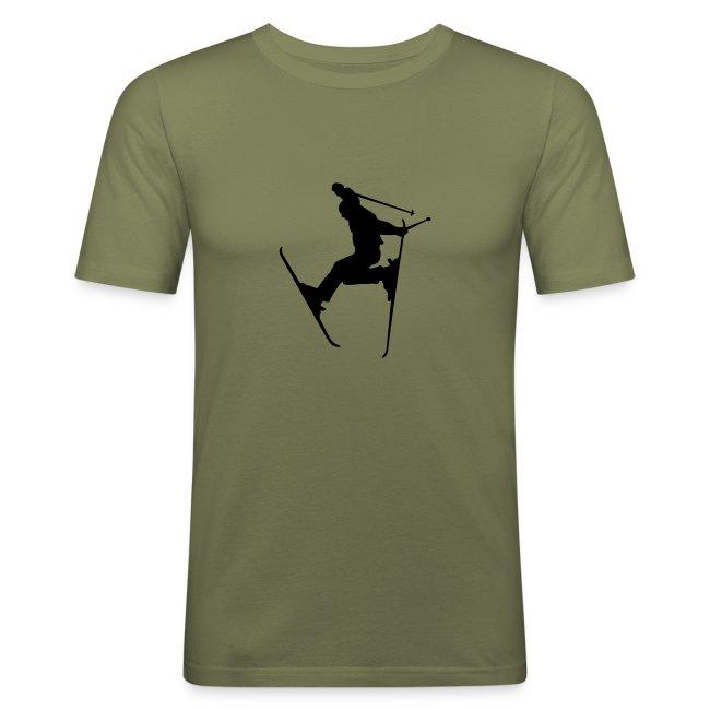 """Shirt """"Ski jump"""""""