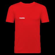 T-shirts ~ Slim Fit T-shirt herr ~ SvM-shirt Slim