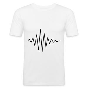 T-skjorte. - Slim Fit T-skjorte for menn