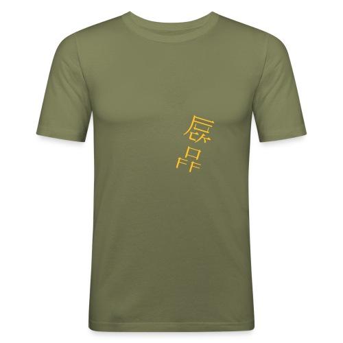 le chinois - T-shirt près du corps Homme