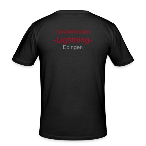 tfl blackshirt - Männer Slim Fit T-Shirt