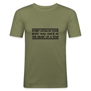 Made of Stars T-Shirt - Men's Slim Fit T-Shirt