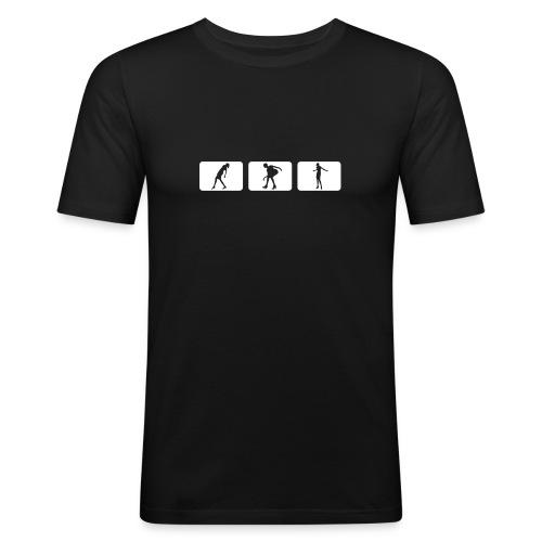 Shirt Dance - Männer Slim Fit T-Shirt