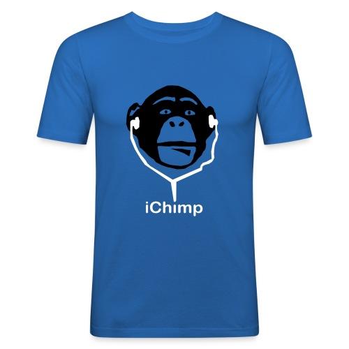 iChimp T - Men's Slim Fit T-Shirt