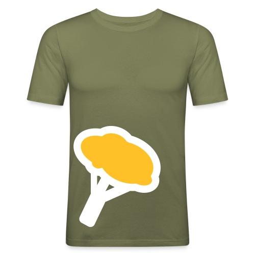 Coli --- Trippers - Men's Slim Fit T-Shirt