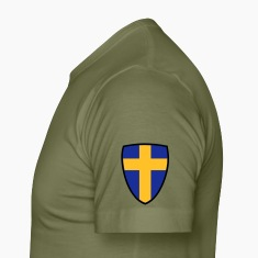 Camel Shield of Sweden T-Shirts
