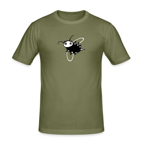 Das freundliche Insekt - Männer Slim Fit T-Shirt