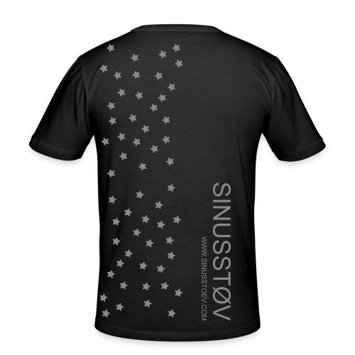 Sinusstøv - We Electrify You - Men's Slim Fit T-Shirt