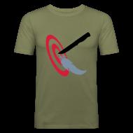 T-Shirts ~ Men's Slim Fit T-Shirt ~ Club T-Shirt