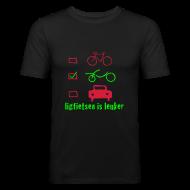 T-shirts ~ slim fit T-shirt ~ LiL slim fit/flexprint