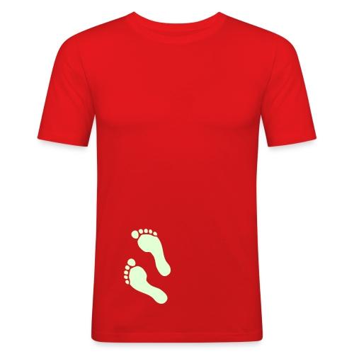 Feet - Men's Slim Fit T-Shirt
