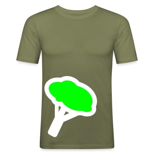 Coli --- Soiled - Men's Slim Fit T-Shirt