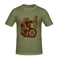 Camisetas ~ Camiseta ajustada hombre ~ CAMISETA COMMON