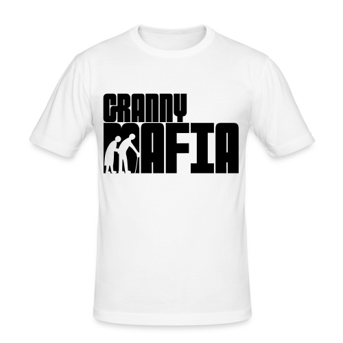 Granny Mafia members T - Men's Slim Fit T-Shirt