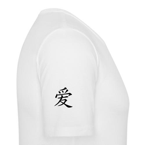 AI-WB - T-shirt près du corps Homme