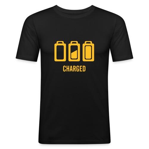 Cargado - Camiseta ajustada hombre