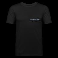 T-Shirts ~ Männer Slim Fit T-Shirt ~ Artikelnummer 6091473